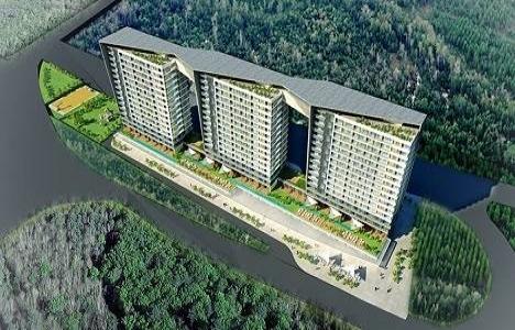 Fortis İstanbul Residence'ta metrekaresi 4 bin 100 TL!