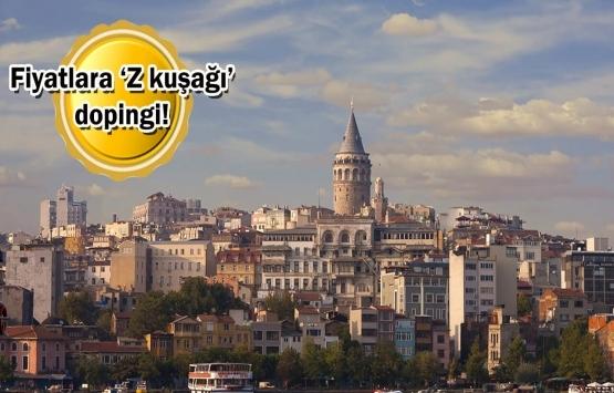 İstanbul'un hangi ilçesinde ev fiyatları tavan yaptı?