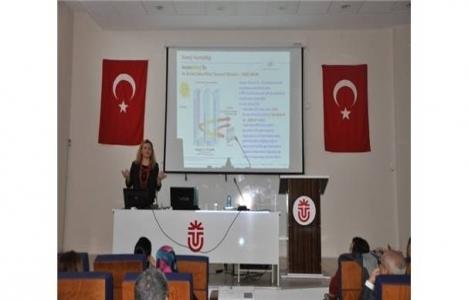 Tunceli Üniversitesi'nde Isı