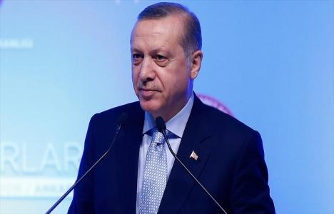 Cumhurbaşkanı Erdoğan: 2023'e