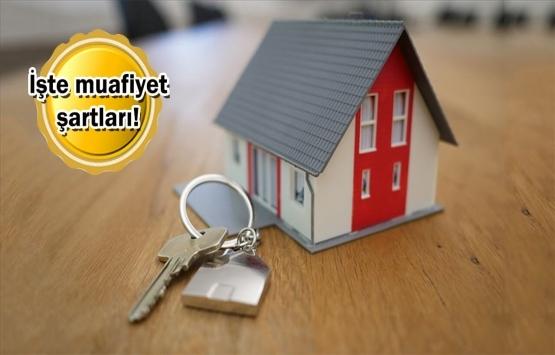 Ev sahipleri dikkat! Hangi şartlarda vergi ödenmiyor?