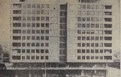 1970 yılında Levent'in