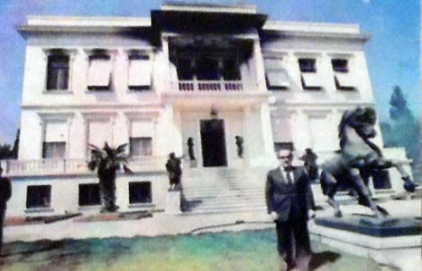 1984 yılında Atlı