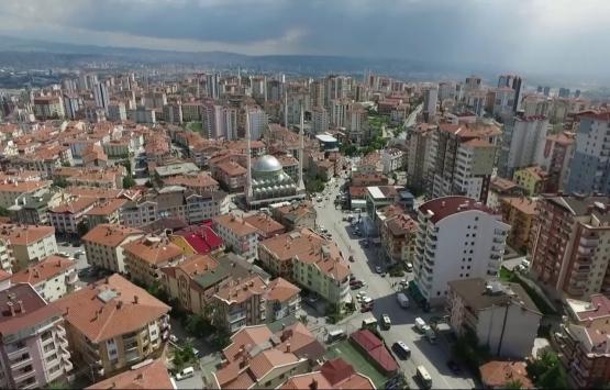 Ankara Yenimahalle'de 10.3 milyon TL'ye satılık arsa!