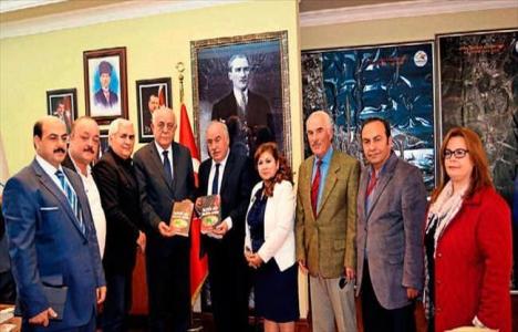 İskenderun'a Haydar Aliyev