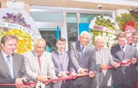 Türkiye Finans 240. şubesini İstanbul Kapalıçarşı'da açtı!