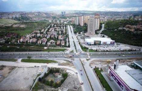 Etimesgut Bağlıca park ve spor alanı imar planı değişikliği askıya çıktı!