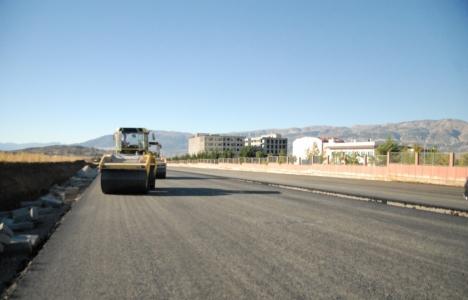 Kahramanmaraş'ın bulvarları asfaltlanıyor!