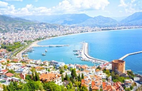 Antalya'da 18 mahallede
