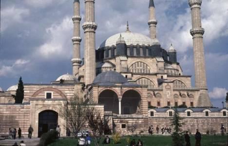 Edirne Selimiye Camii'nin