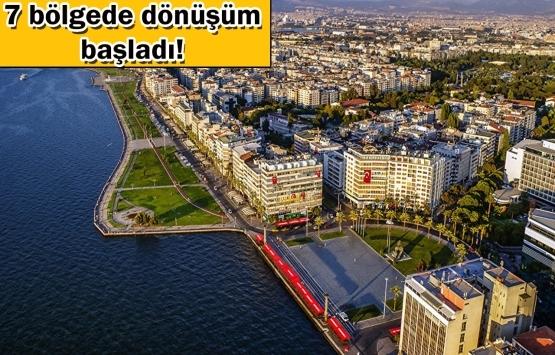 İzmir'de 5 bin konutun projesi hazırlanıyor!