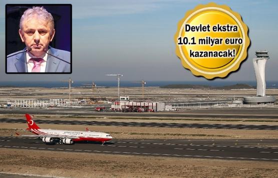 İstanbul Havalimanı'nın inşaatı 11.5 yıl erken bitti!