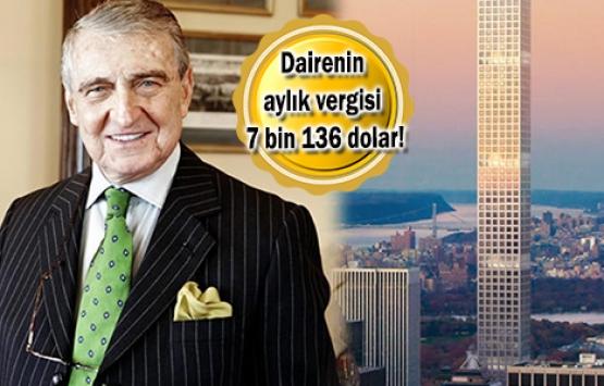 Rahmi Koç New York'taki evini 15.9 milyon dolara satıyor!