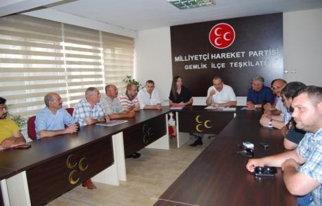 MHP'den Borusan ve Çimtaş firmalarına yapılan satışın iptali açıklaması!