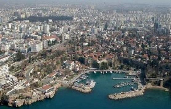 Antalya'da 8.9 milyon TL'ye satılık gayrimenkul!
