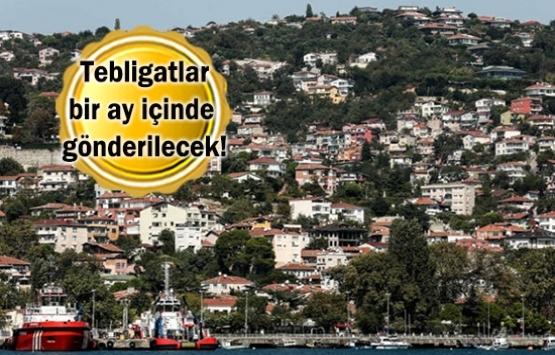 İstanbul'daki kaçak yapılar ilçe ilçe tespit ediliyor!