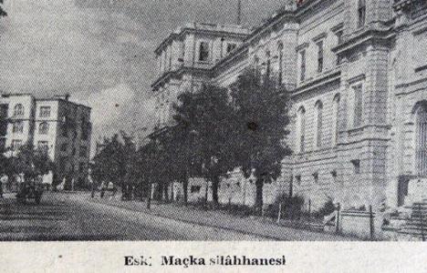 1946 yılında Maçka