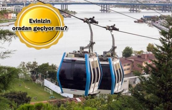 İstanbul'da 12 yeni teleferik hattı geliyor!