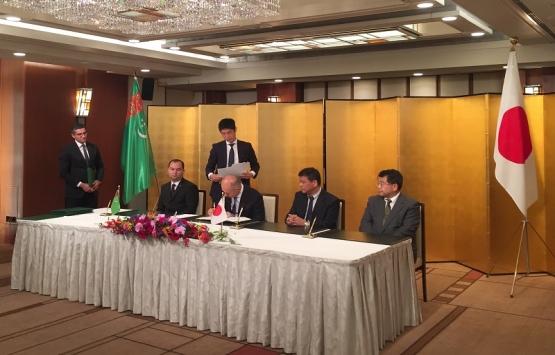 Rönesans Holding'ten Türkmenistan'a