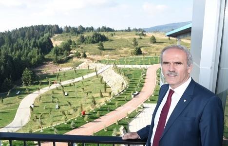 Bursa Uludağ yeni