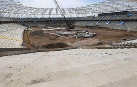 Yeni Sakarya Stadı'nda