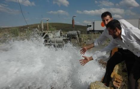 Erciyes Dağı'nda termal su bulundu!