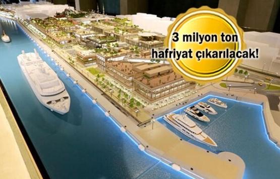 Galataport'ta ilk kruvaziyer gemi Mayıs 2020'de yanaşacak!