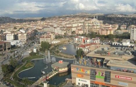 Ankara'da icradan 9 milyon TL'ye satılık 2 bina!