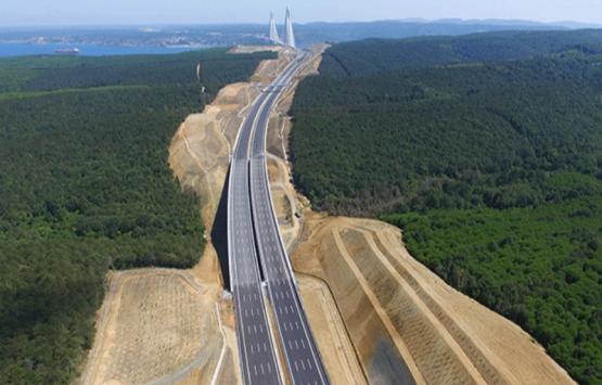 Kuzey Marmara Otoyolu imar planı askıda!