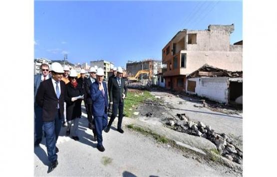 İzmir Örnekköy'de dönüşüm