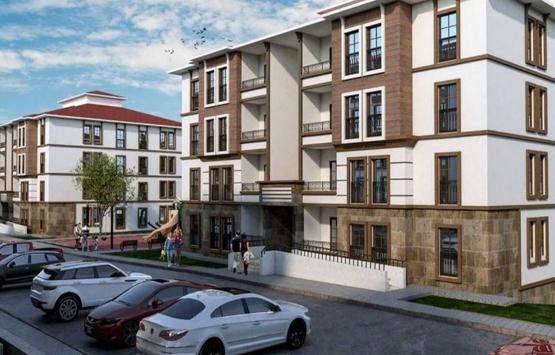 Burdur Karamanlı'da 3. etap TOKİ inşaatı başladı!