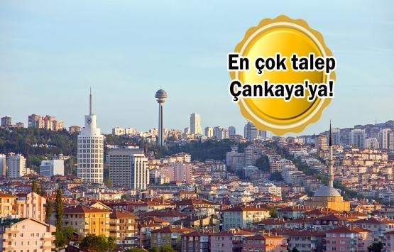 Ankara en fazla kiralık arama yapılan bölgelerden oldu!