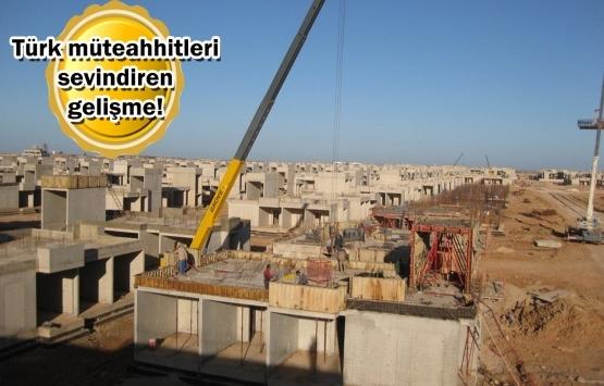 Libya'daki inşaat projelerinden 16 milyar dolar gelir hedefleniyor!