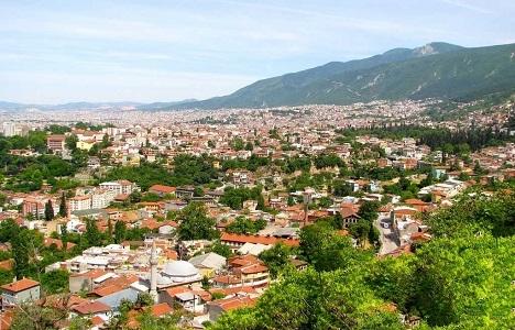 Bursa'da ipotekli konut