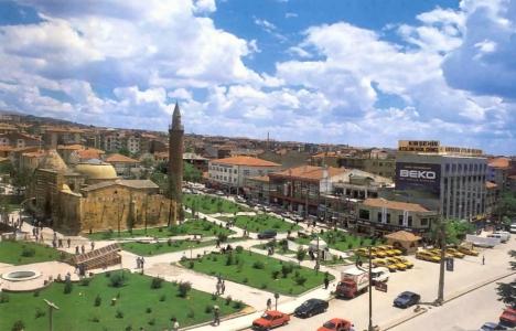 Kırşehir'de konut satışları