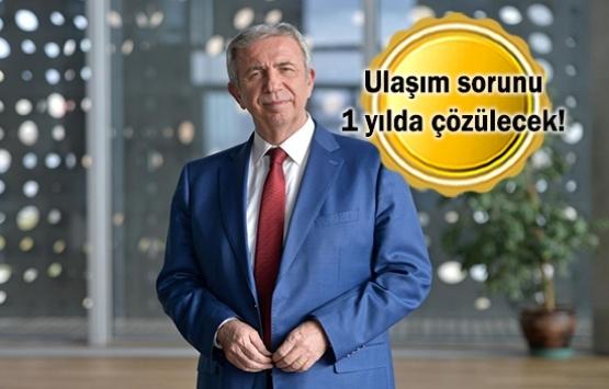 Ankara'ya havadan raylı sistemler yapılacak!