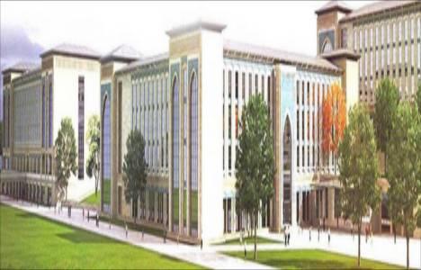 Toki Ankara'da Yıldırım Beyazıt Üniversitesi'ni kuruyor!