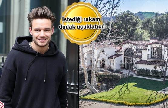 Liam Payne Los Angeles'taki hayaletli evini kiralıyor!
