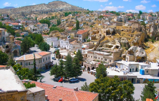 Nevşehir'de köy muhtarlığının arazileri icra yoluyla satışa çıktı!