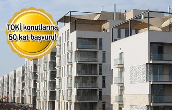 Anadolu'dan TOKİ projelerine