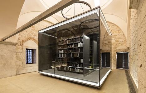 Beyazıt Kütüphanesi Yenileme Projesi 40 çağdaş yapı arasında!
