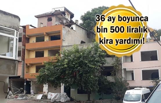 Kağıthane'deki riskli 123 binadan 76'sı yıkıldı!