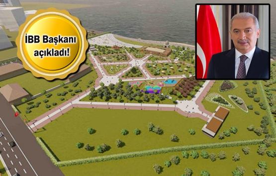 Ataköy Millet Bahçesi 8 Kasım'da açılacak!