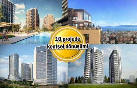 İstanbul dönüşümle