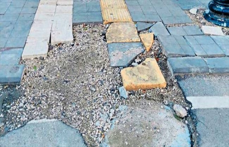 Adana'da cadde ve