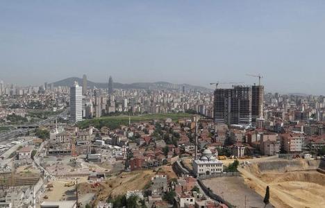 Fikirtepe'deki 197 kentsel