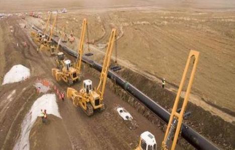 TANAP'ın inşaatı 2018'de tamamlanacak!
