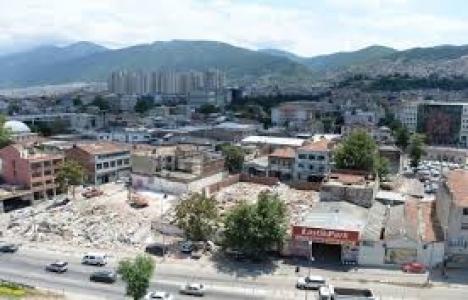 Bursa kent meydanı