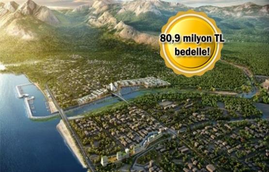 Antalya Boğaçay özel proje alanı yapımı ihalesi 5 Nisan'da!