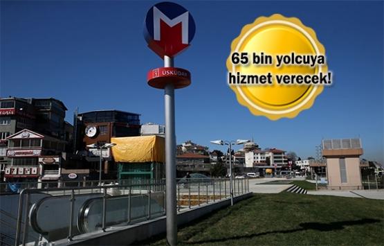 Üsküdar-Sancaktepe Metro Hattı 2. kısımda son durum!